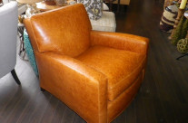 Memorialise Dad's Favourite Chair in Leather