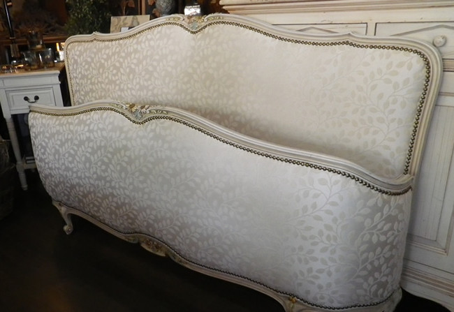 Headboard Made for a Princess