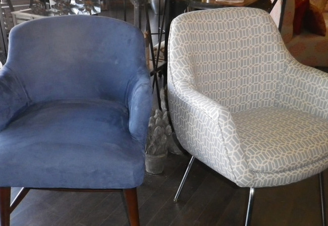Mod Occasional Chairs