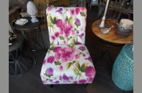 Floral Linen Prints – Bright and Cheerful