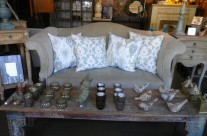 Uplift a Neutral Sofa with Print Pillows